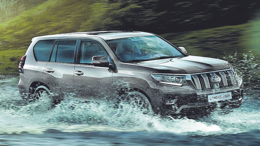 Más novedades para el legendario todoterreno de Toyota