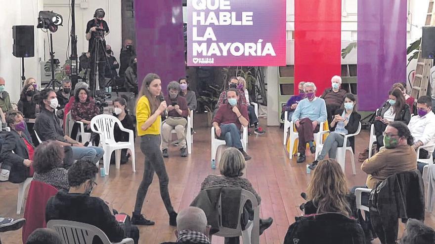 La mallorquina Lucía Muñoz participa en la campaña de Madrid