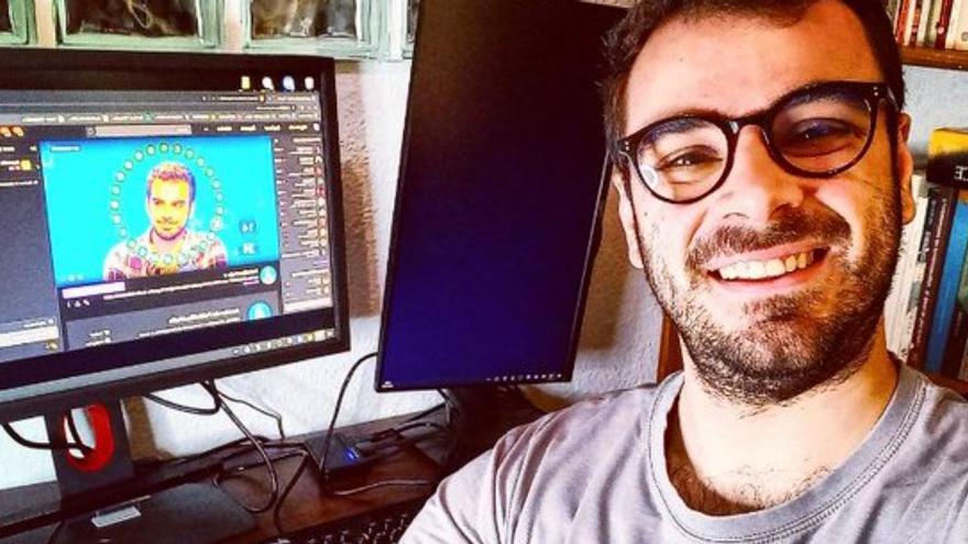 Pablo Díaz publica una foto con el 'rosco' de Pasapalabra resuelto