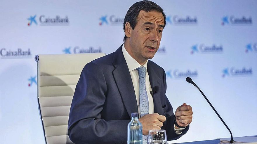 CaixaBank guanya 4.786 milions pel benefici del preu pagat per Bankia