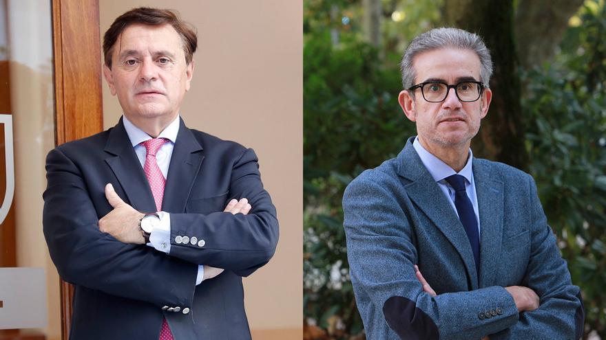 Pedro Rey y José Manuel Díaz Barreiros, únicos candidatos a presidir la CEG