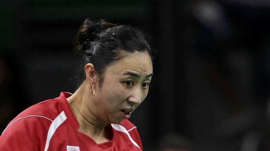 Yanfei Shen acaba entre las ocho mejores en la Copa del Mundo