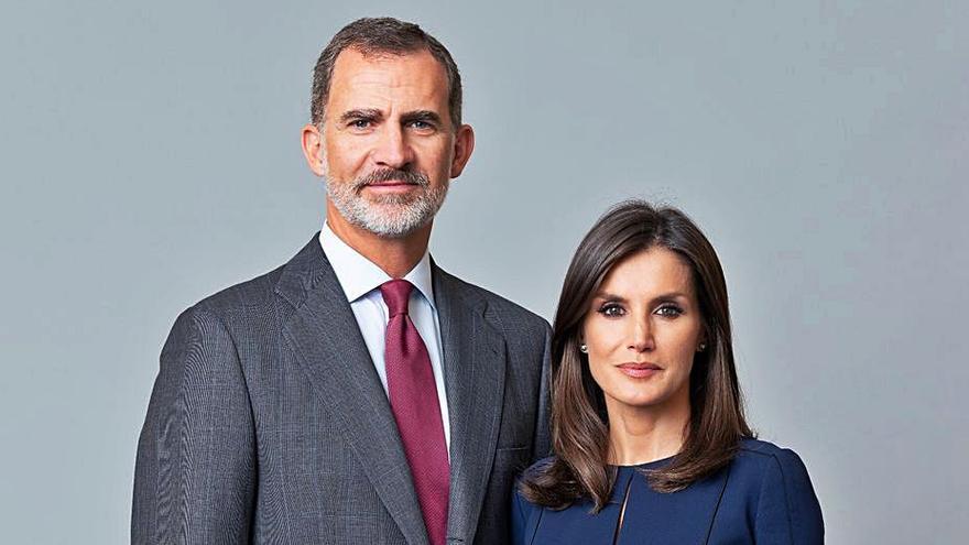 Los reyes de España aceptan presidir el comité de honor del centenario ramblero