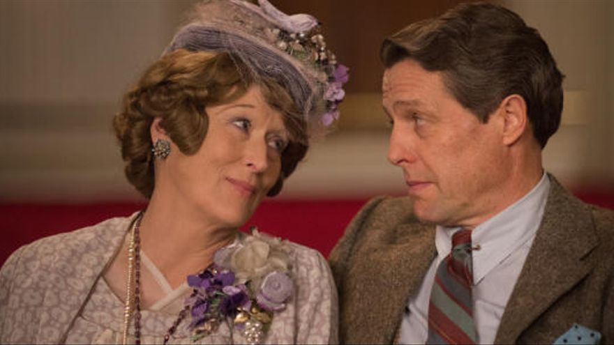 'Florence Foster Jenkins': Un somni impossible