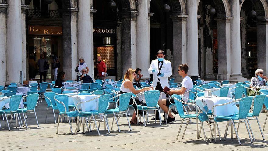 Benavides vive Venecia como nunca antes