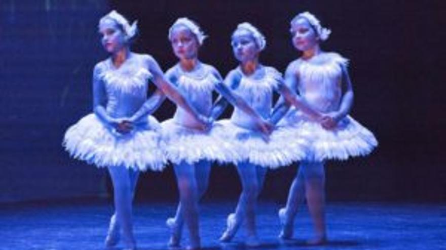 Festival Benéfico. Fin de Curso de Danza – Escuela Lecuona