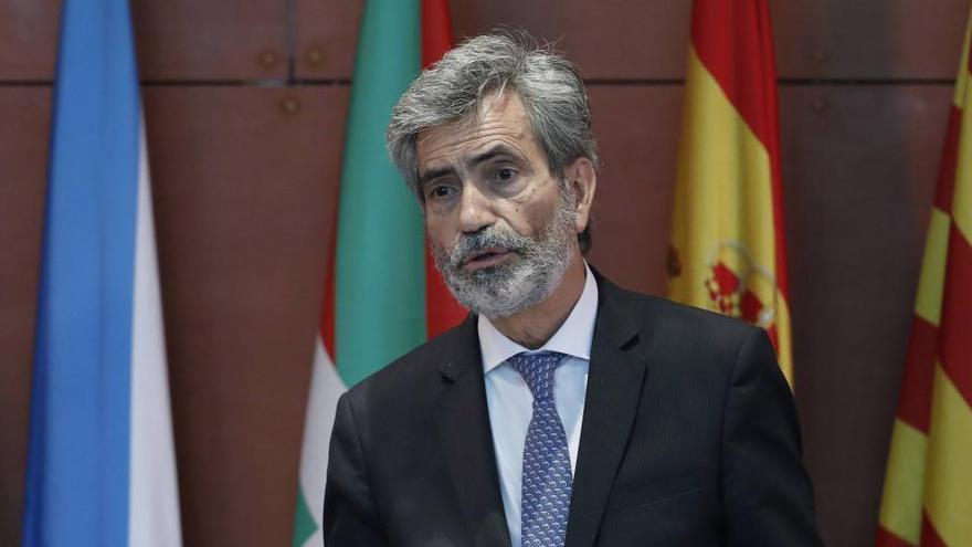 """El CGPJ evita posicionarse sobre la reforma del Gobierno pero avisa que estará """"atento"""""""