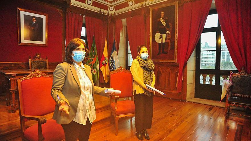 El Concello de Vilagarcía sienta las bases para la creación de la red de voluntariado