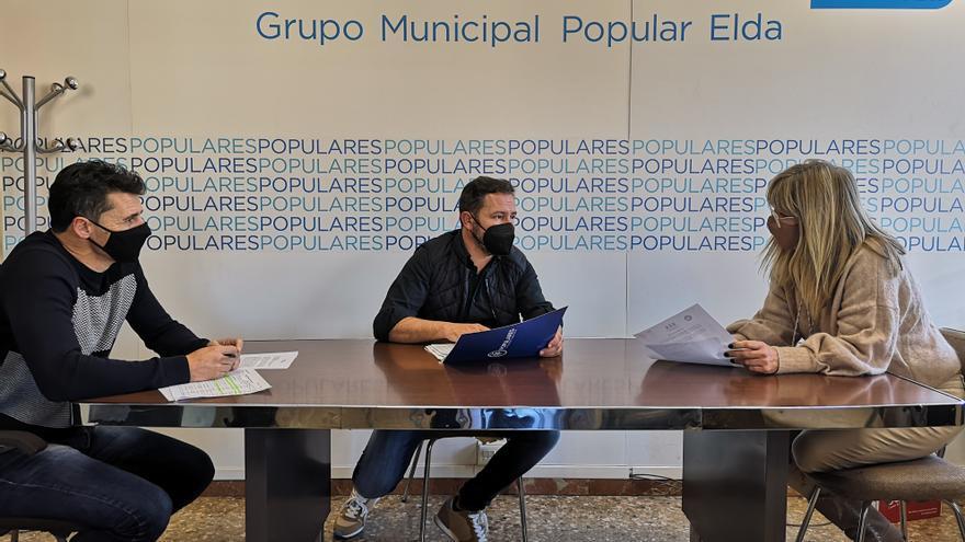 El PP de Elda pide asistir a la reunión con Sanidad sobre las medidas anti covid