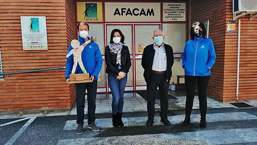 Lafarge readapta su apoyo a Afacam ante la pandemia