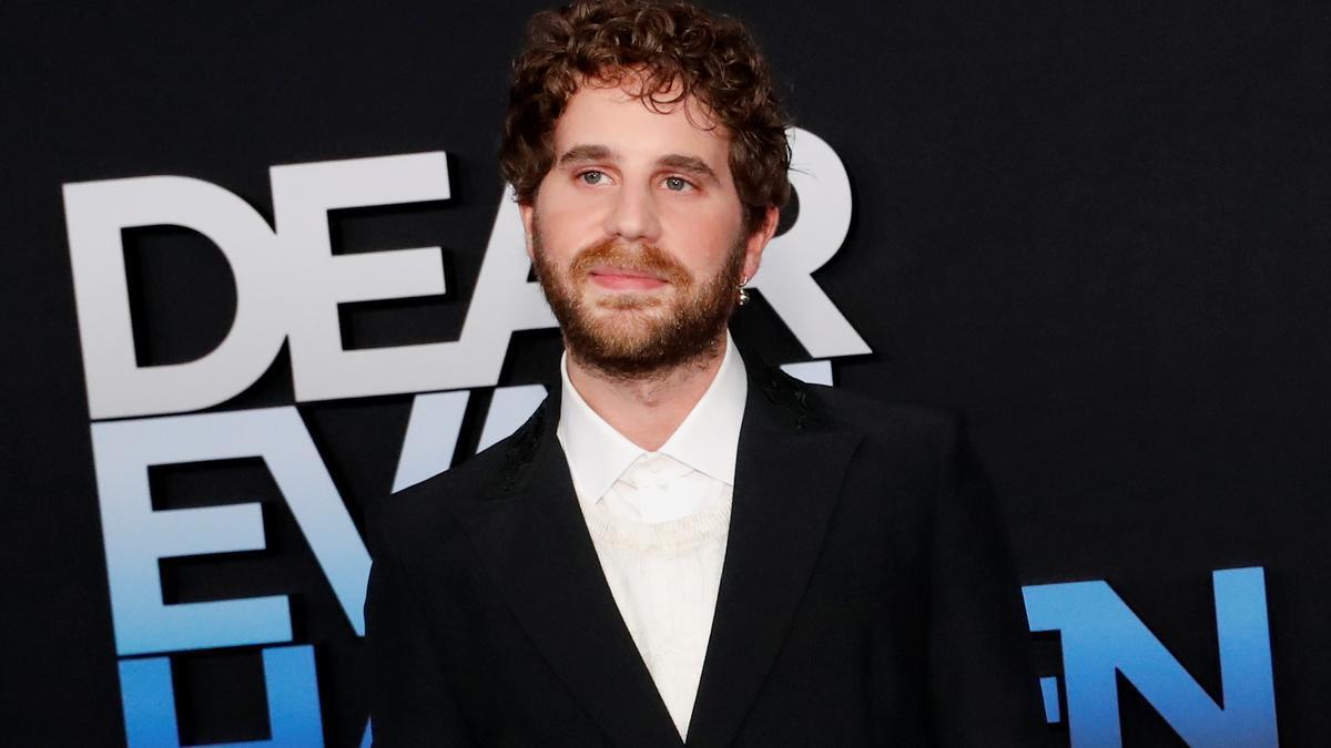 Ben Platt, protagonista de 'Dear Evan Hansen'.
