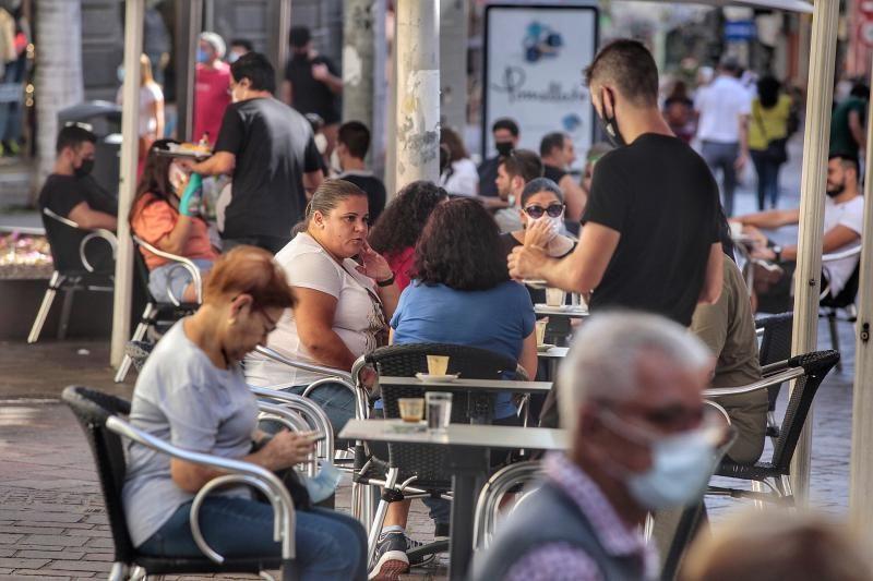 Canarias registra nuevos positivos de coronavirus