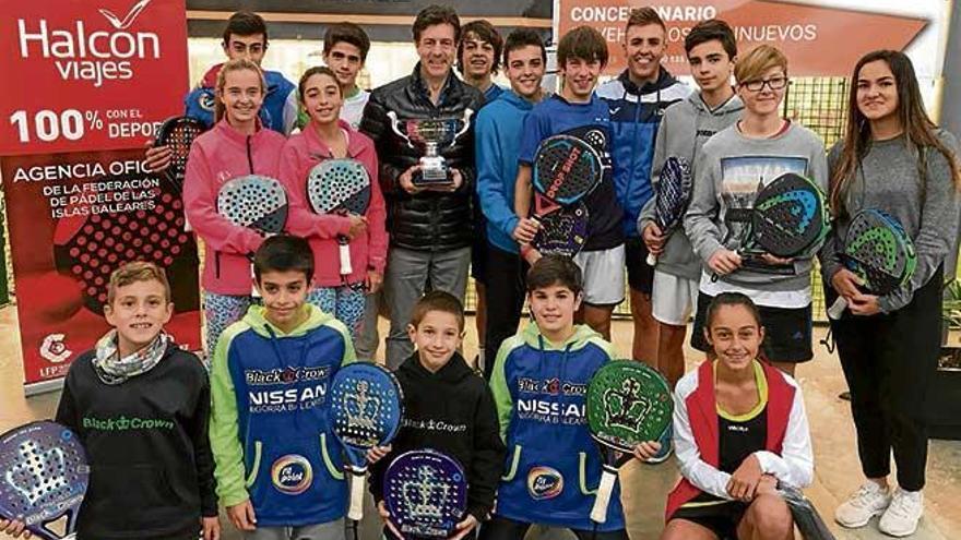 El Master Final echa el cierre al Circuito de Menores 2017