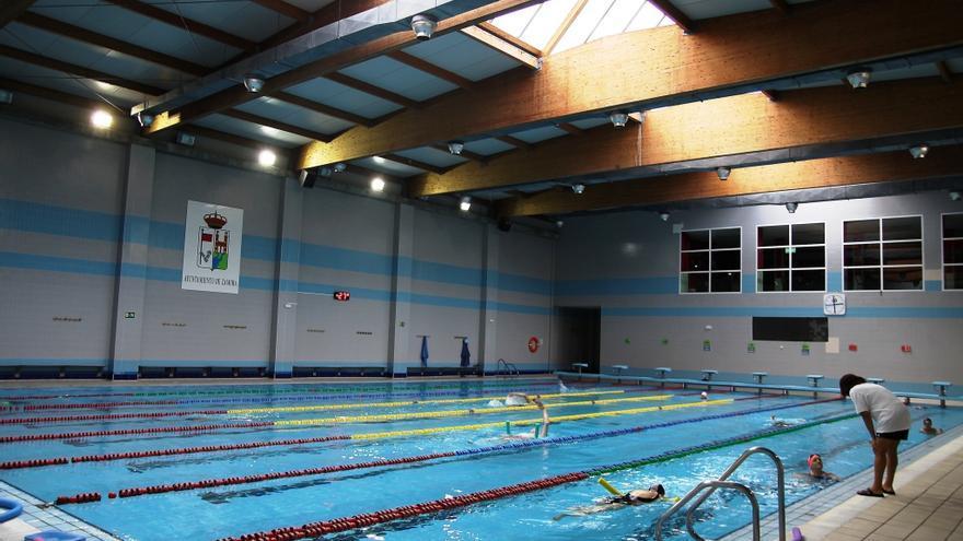 La piscina climatizada de Zamora abre sus puertas el 1 de octubre