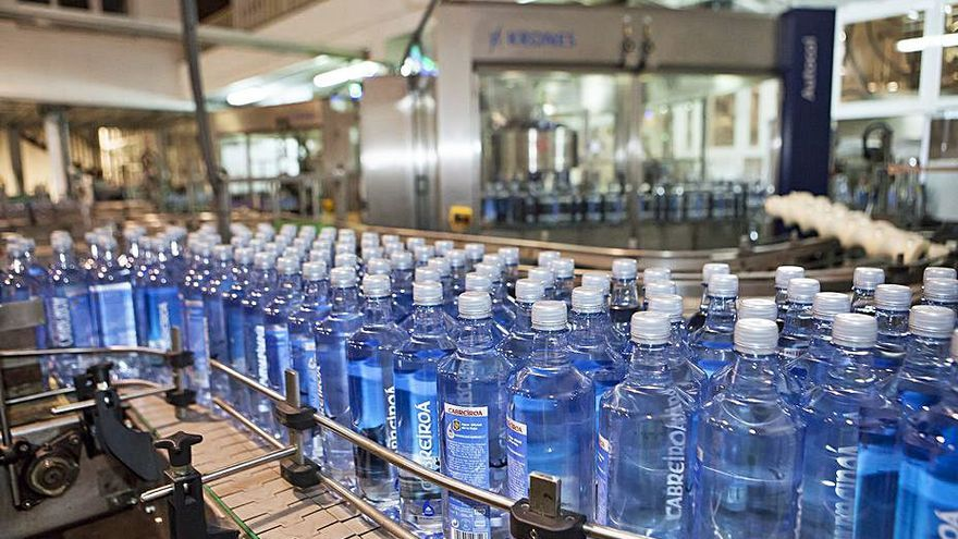 El 100% de los envases de Cabreiroá serán ecológicos antes del próximo año