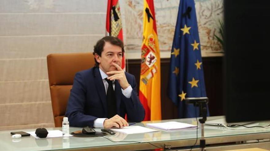 """El presidente de la Junta de Castilla y León exige """"lealtad"""" al Gobierno"""
