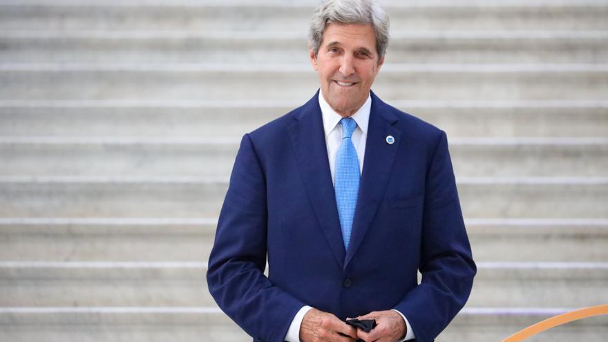 """John Kerry, enviado especial de EEUU para el cambio climático, confía en alcanzar un """"progreso enorme"""" en la COP26"""