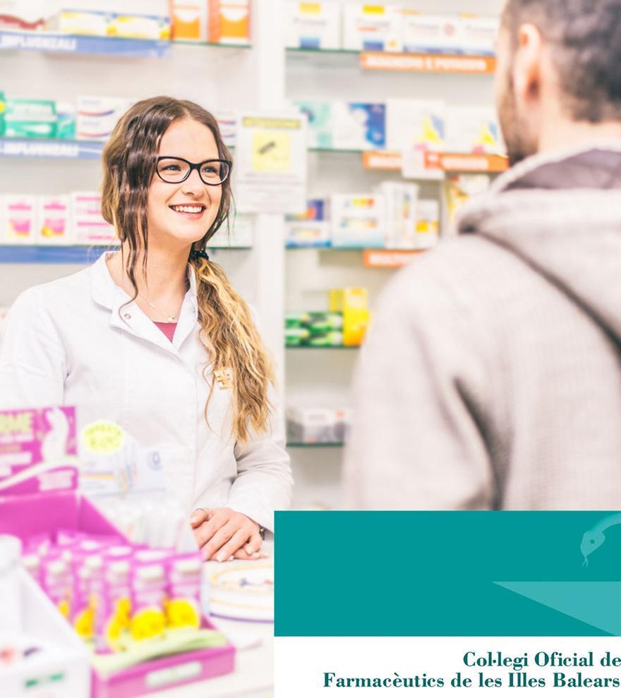 Encuentra la farmacia abierta o de guardia más cercana
