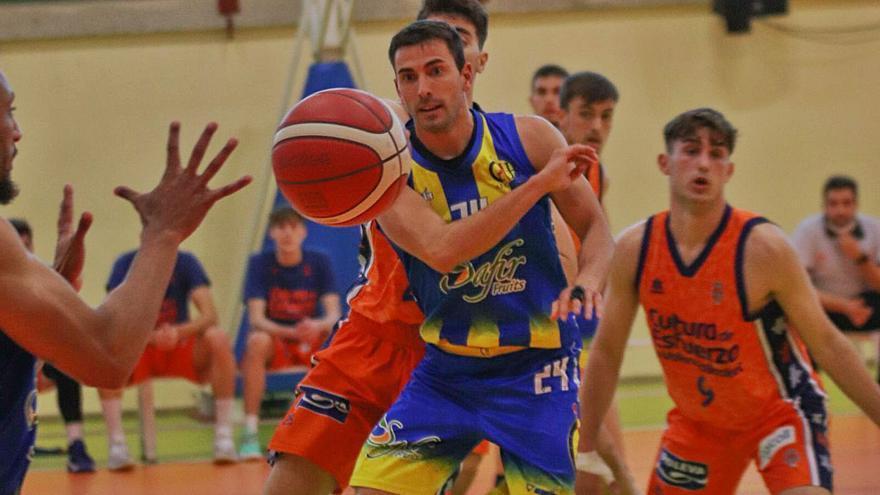 El Safir Fruits Alginet cae de nuevo ante el filial del Valencia Basket (68-77)