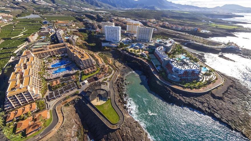 La pandemia cierra el 64% de las camas turísticas en Tenerife
