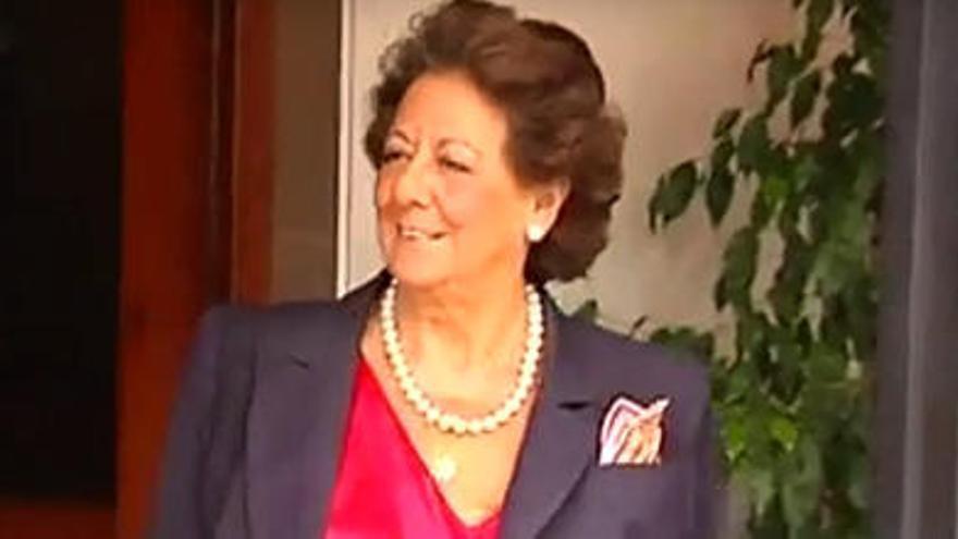 El Supremo abre causa penal a Rita Barberá por blanqueo