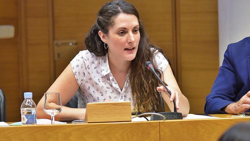 La candidatura de Micó a liderar el Bloc aúpa a Marian Campello en la provincia