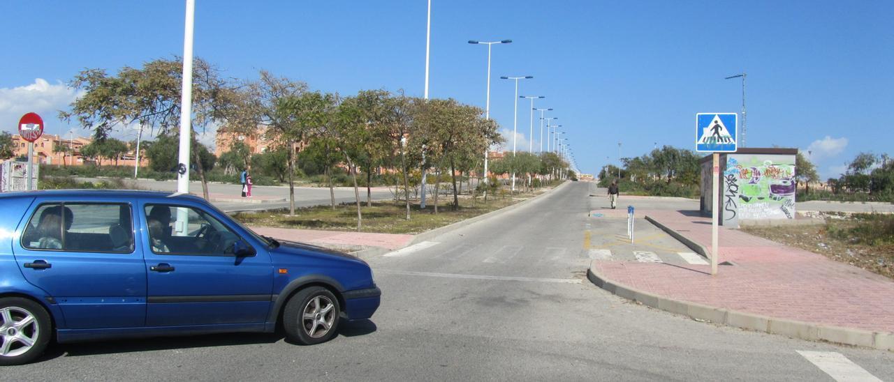 Imagen de archivo de la avenida Tenerife en Torrevieja