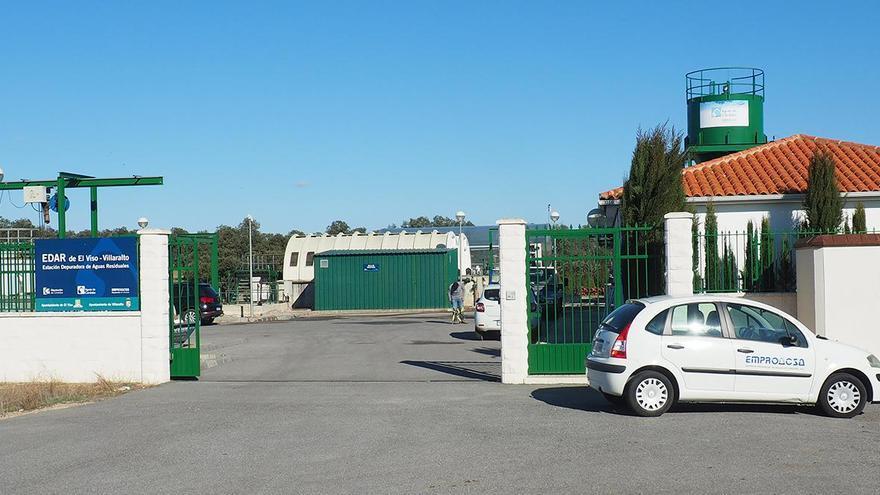 Emproacsa adjudica el proyecto y la obra de la depuradora de El Viso-Villaralto por 320.000 euros