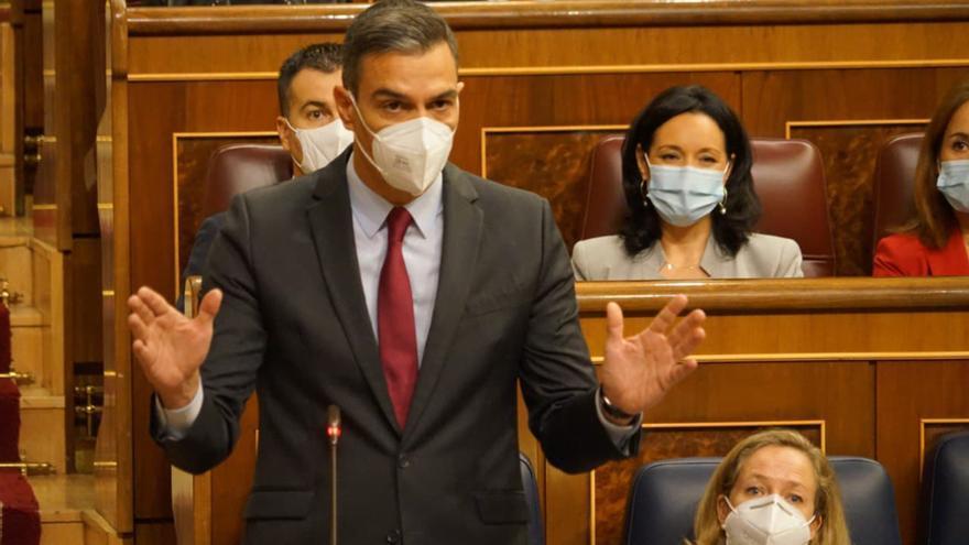 """Sánchez rebutja l'autodeterminació perquè els referèndums """"divideixen"""""""