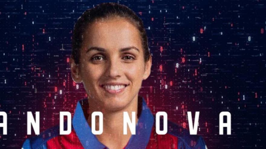 Natasa Andonova, nuevo fichaje del Levante Femenino