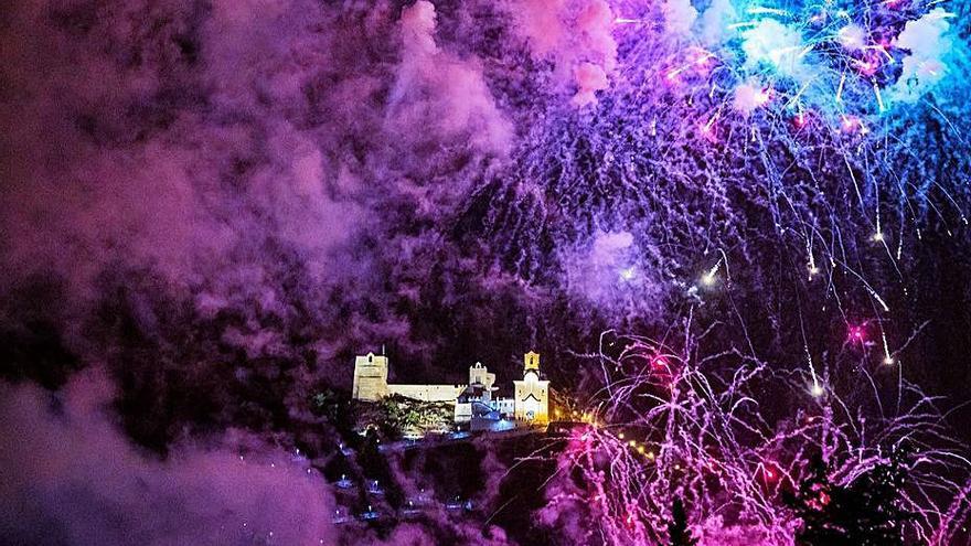 Las fiestas de Cullera solo han podido oírse este año