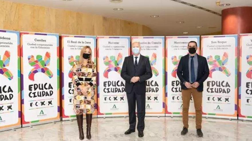 Benalmádena, entre los diez municipios andaluces galardonados con los Premios Educaciudad