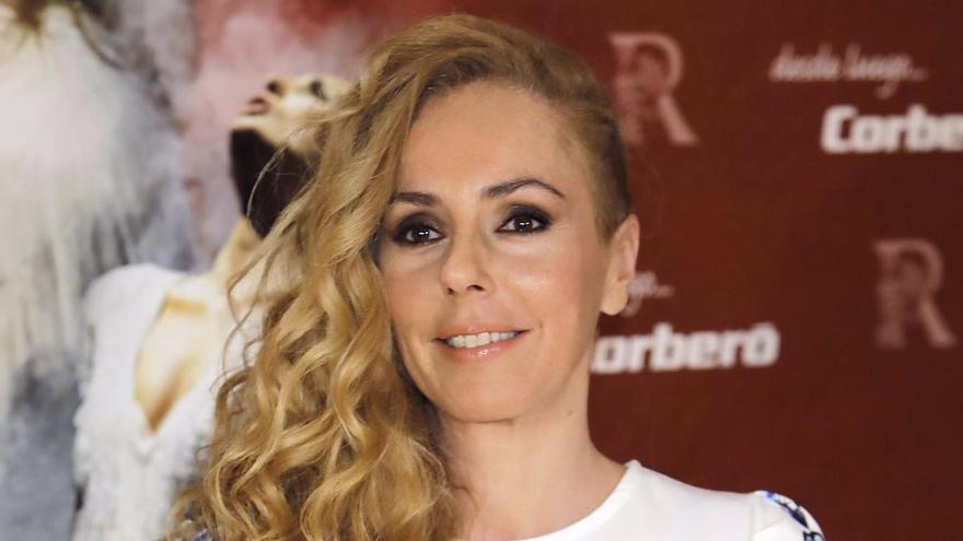 Rocío Carrasco habla de su divorcio de Antonio David en Telecinco