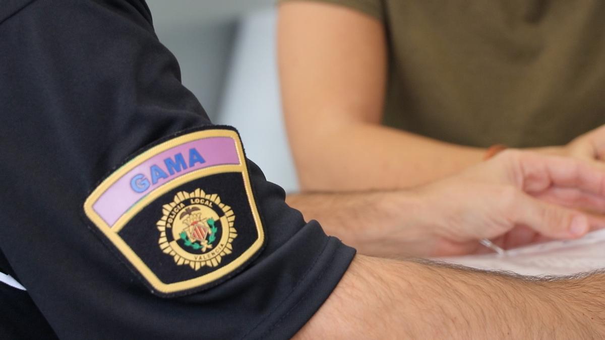 Archivo - Grupo GAMA de la Policía Local