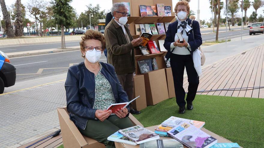 Una biblioteca itinerante de la Diputación recorrerá la provincia