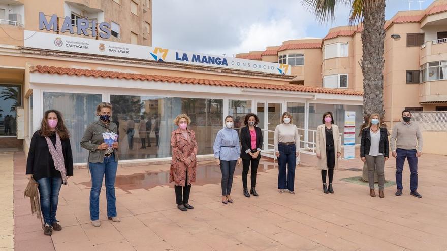 La Concejalía de Servicios Sociales de Cartagena abre un nuevo punto de atención en La Manga