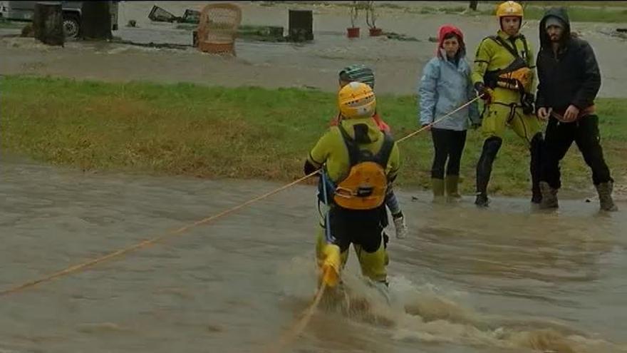 El temporal en Asturias se cobra cuatro víctimas mortales
