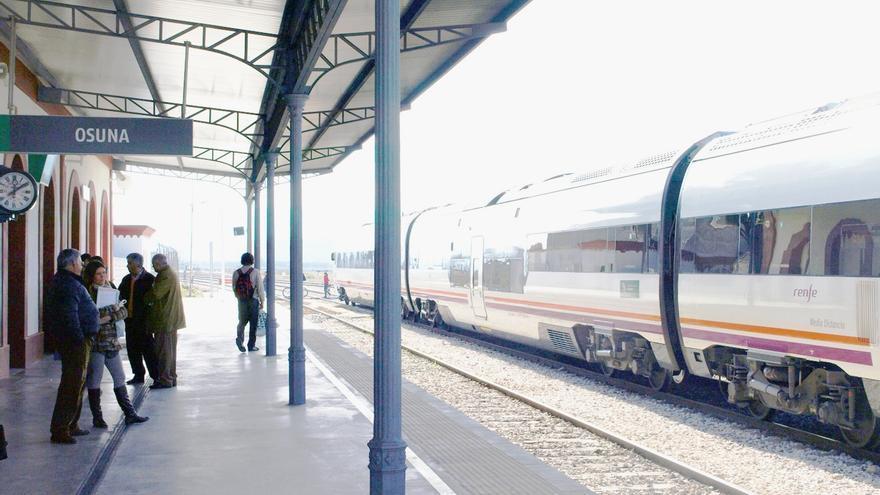 Fin a los transbordos en autobús en la línea de tren entre Sevilla y Málaga