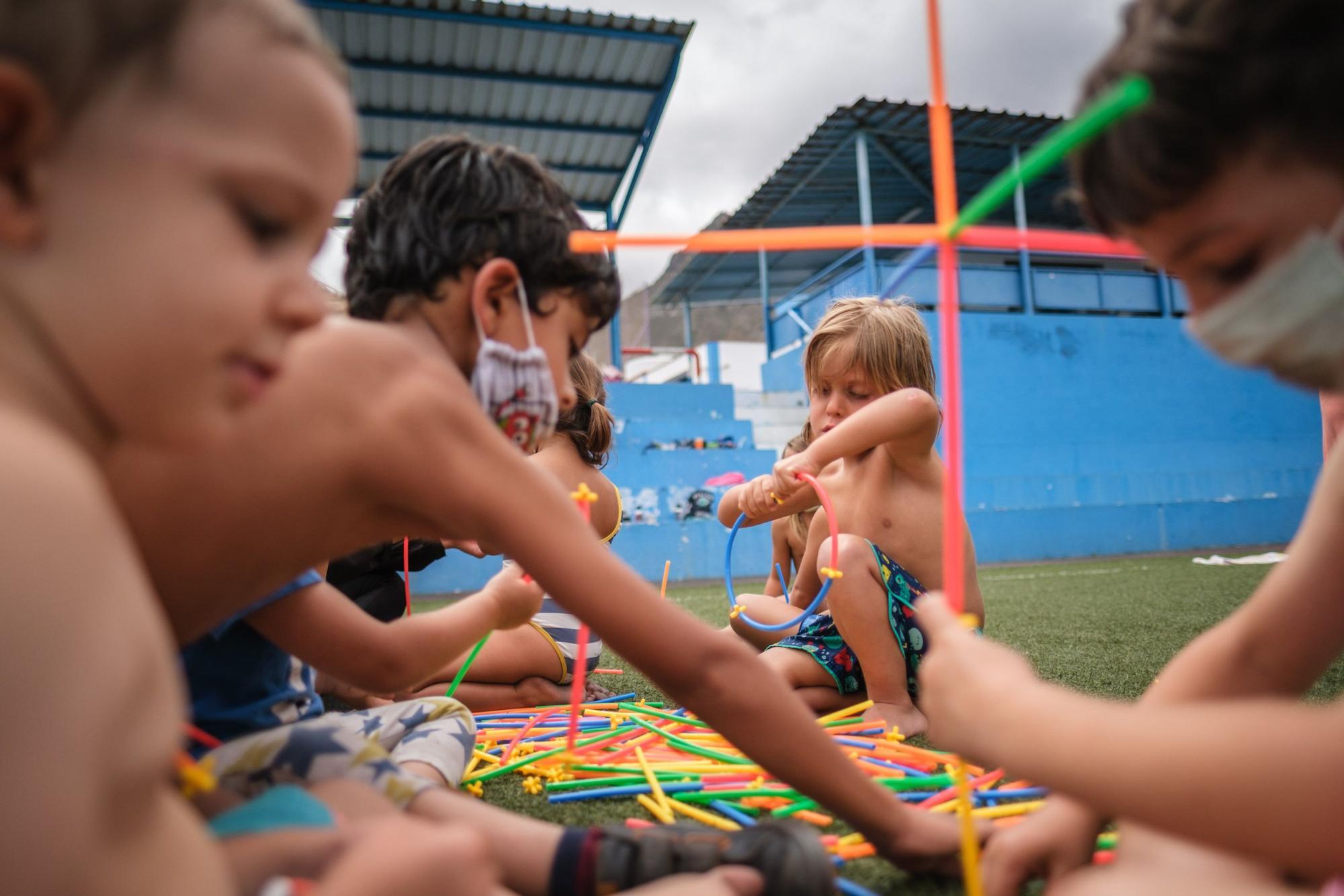 Campus de verano 2021 en la Punta del Hidalgo