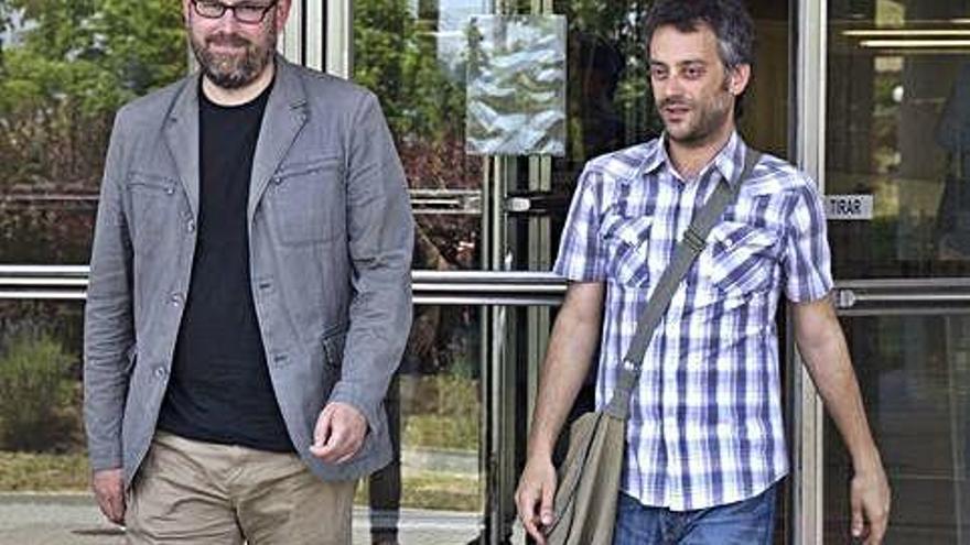 Ferreiro y Noriega rechazan unir su marca a la de Anova y Podemos para las locales