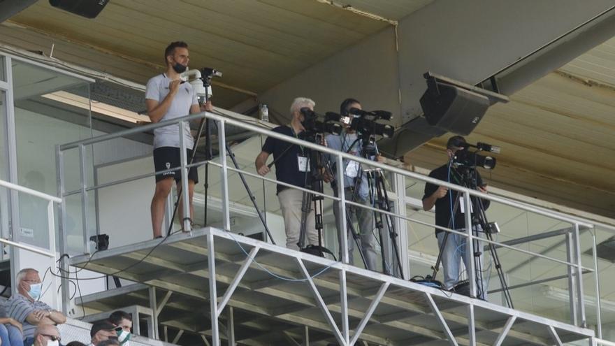 Horario y dónde ver el Córdoba CF - Antequera por televisión
