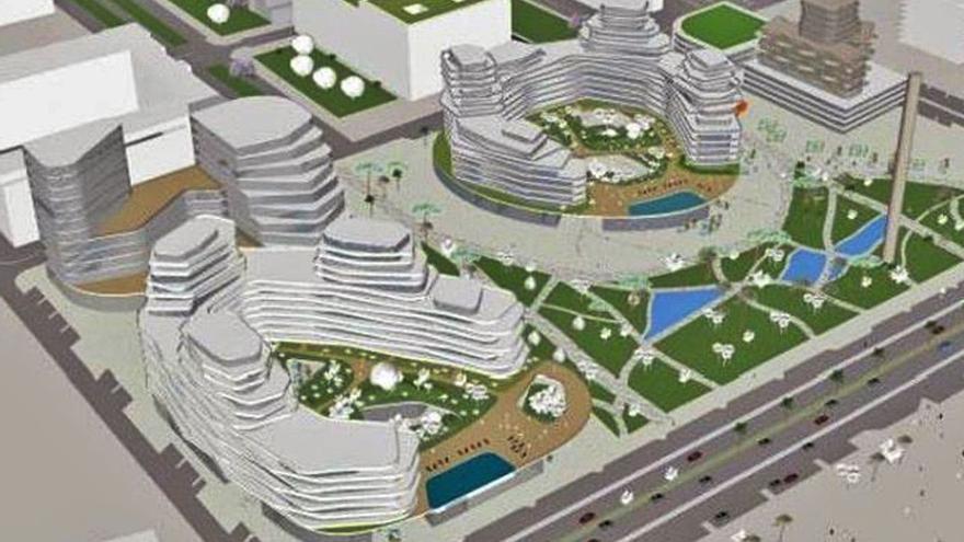 El Ayuntamiento de Málaga da luz verde al proyecto de urbanización de La Térmica