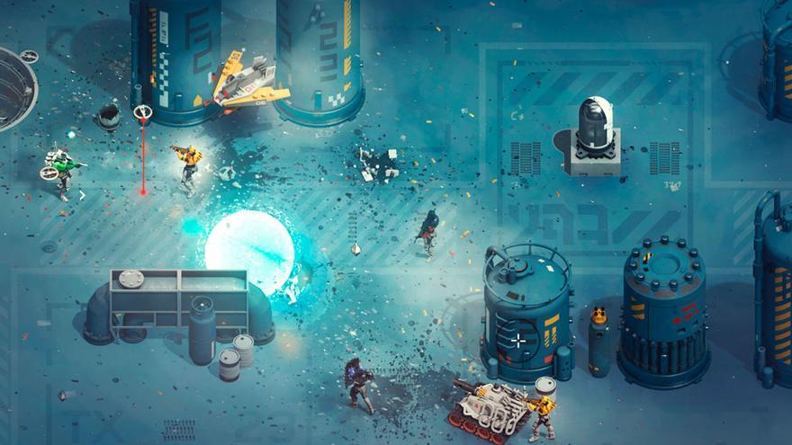 'Synthetik', un videojuego inesperadamente profundo y divertido solo y en compañía