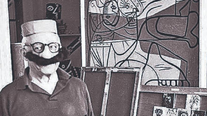 Encuentro con los 'cuadros mágicos' de Pablo Picasso