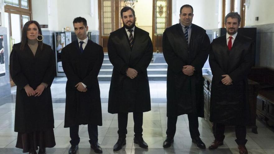 Los abogados piden mejoras en el turno de oficio