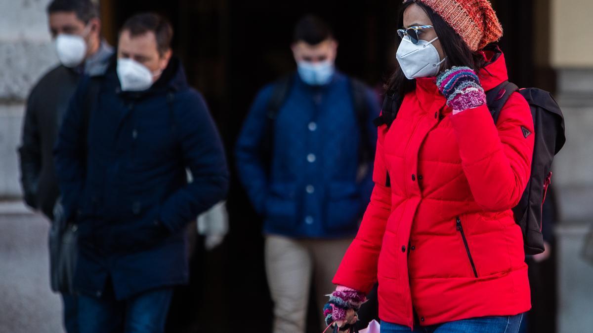 El tiempo en Valencia hoy: la Aemet activa la alerta amarilla por frío