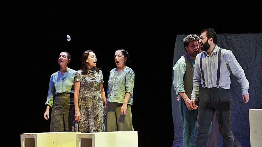 Los Premios de Teatro María Casares se entregarán el 9 de septiembre en A Coruña