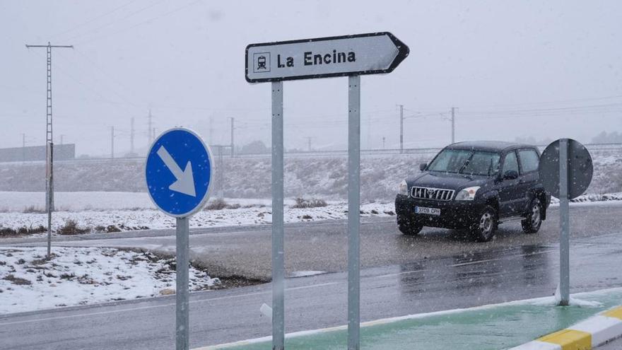 La situación se complica en la A-31 y La Encina.