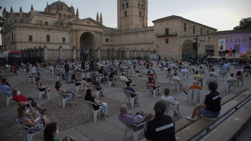 Conciertos de las fiestas de San Pedro en Zamora 2021