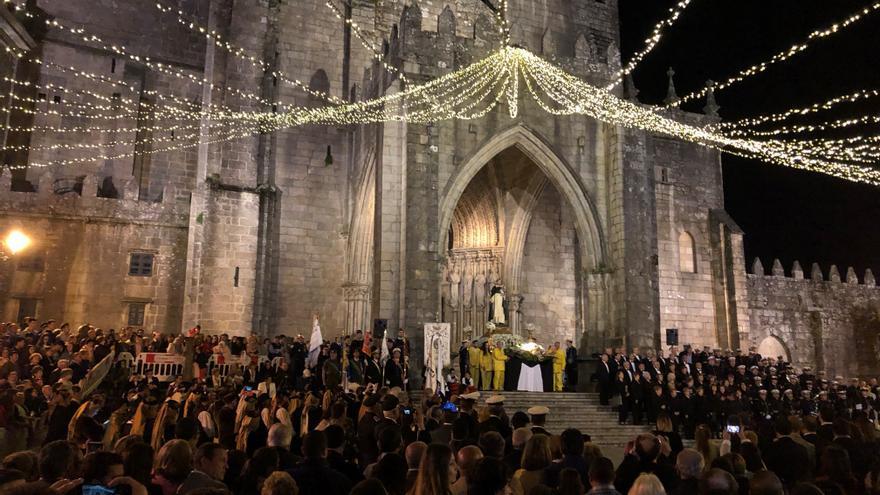Los actos religiosos de San Telmo quedan reducidos a un par de misas en la catedral